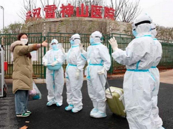 Китаю грозит вторая волна эпидемии коронавируса