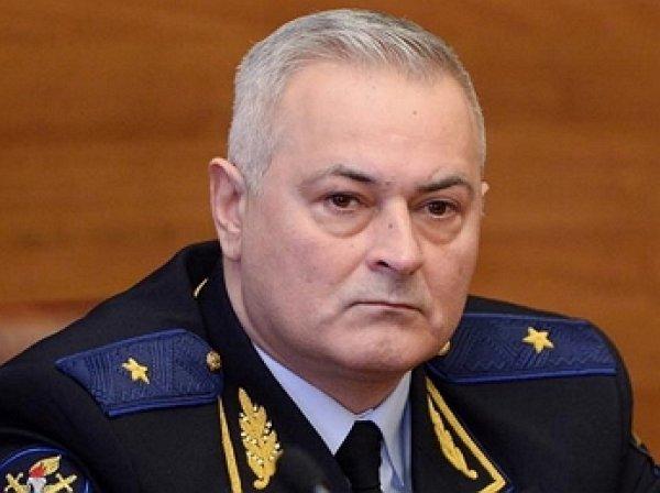 Путин уволил замминистра МВД Романова с должности