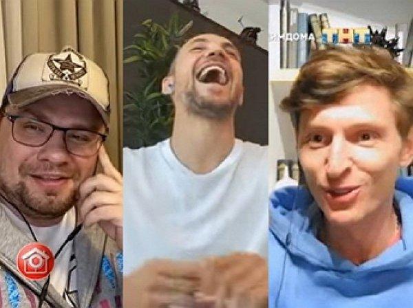 Воля развеселил Дзюбу в Comedy Club шуткой о Кокорине и Мамаеве (ВИДЕО)