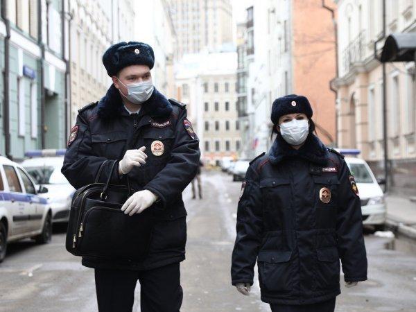 В Калуге за нарушение режима самоизоляции оштрафовали 200 человек. Это больше, чем в Москве