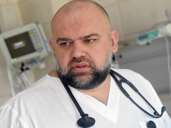 Главврач больницы в Коммунарке Проценко раскрыл правду про пневмонию у москвичей