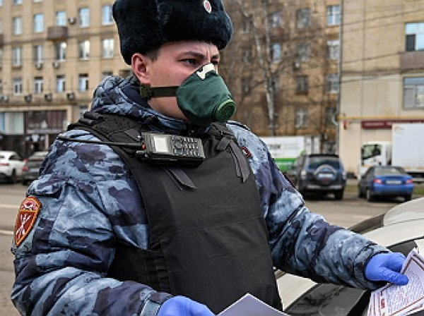 Собянин объявил о вводе в Москве пропускного режима