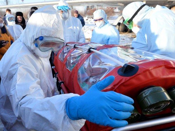 В России выявили 2558 новых случаев коронавируса