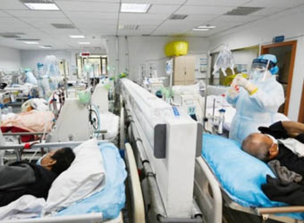"""""""Как и ожидалось"""": в Коми 53 пациента закрытой на карантин больницы подхватили COVID-19"""