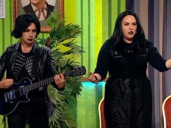 Бузову мне в хор: номер Уральских пельменей про школьную рок-группу стал хитом (ВИДЕО)