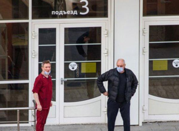 СК начал проверку заражения 53 человек коронавирусом в больнице в Коми