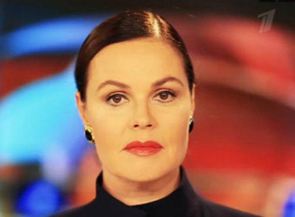 Ведущей программы «Время» Екатерине Андреевой нашли замену (ФОТО)