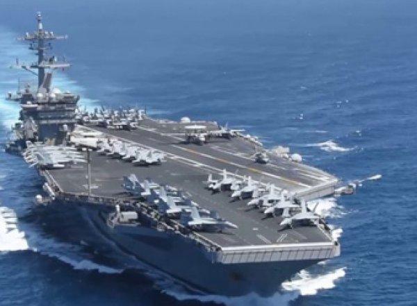 На американском авианосце у 100 моряков обнаружен коронавирус