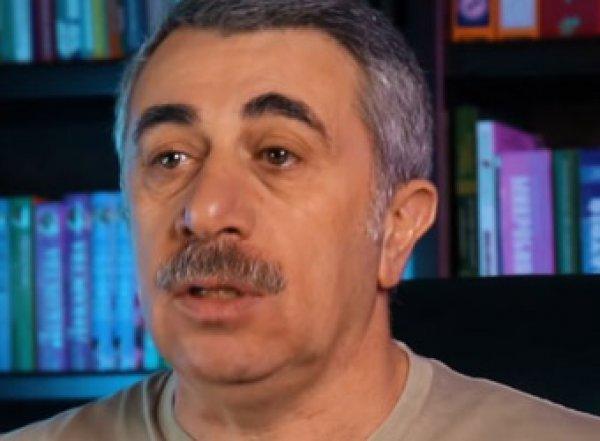 Доктор Комаровский пояснил опасность прогулок в парках в карантин