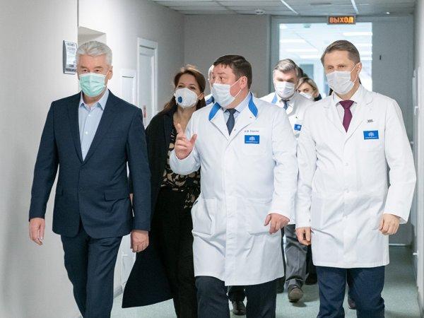 Собянин рассказал Путину, к чему приведет закрытие Москвы из-за коронавируса