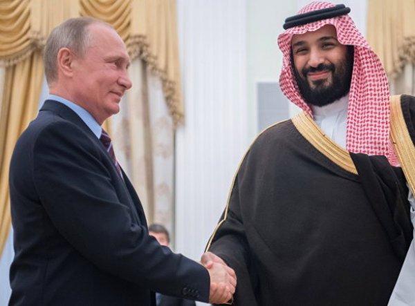 """""""Выразил удивление фальсификации фактов"""": саудиты обвинили Путина во лжи о причинах обвала цен на нефть"""