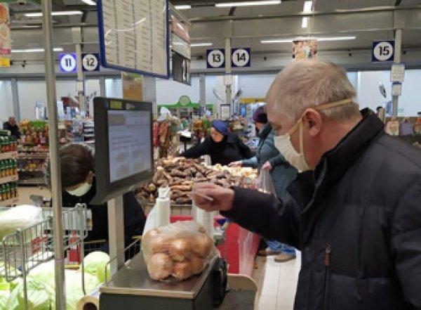 МЧС дало советы, как уберечь себя от коронавируса при походе в магазин