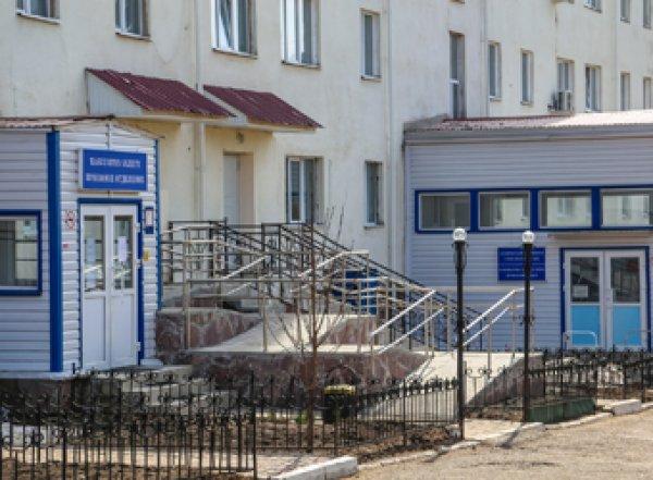 В больнице в Уфе 170 человек заразились коронавирусом