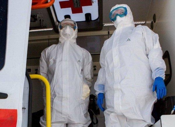 В Москве выявили 536 новых случаев заражения COVID-19 за сутки
