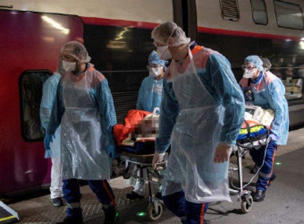 Число случаев заражения COVID-19 превысило 1 миллион