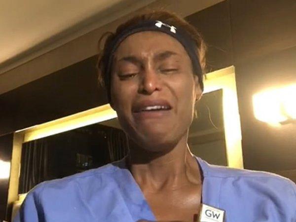 Рыдающая медсестра записала видео после смерти пациентов от COVID-19