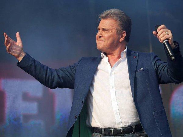Лещенко обратился к поклонникам из больницы