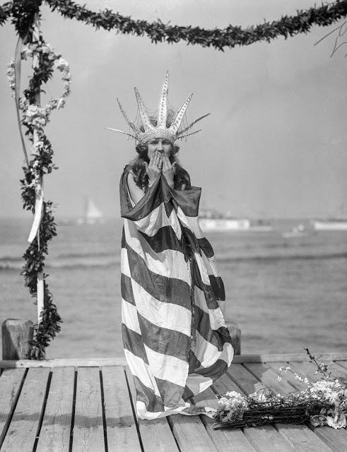 """Первая """"Мисс Америка"""" Маргарет Горман: уникальные фото"""