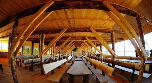 Плотник построил Ноев ковчег в натуральную величину и теперь хочет плыть в Израиль