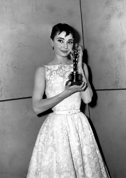 одри Хепберн, 1954