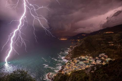 Призеры конкурса Weather Potographer of the Year 2019