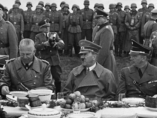 Гастрономические предпочтения диктаторов