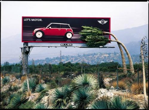 Самые креативные рекламные билборды