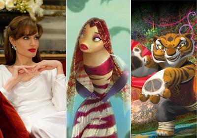 Топ-30 голливудских красавиц, голосами которых разговаривают персонажи мультфильмов