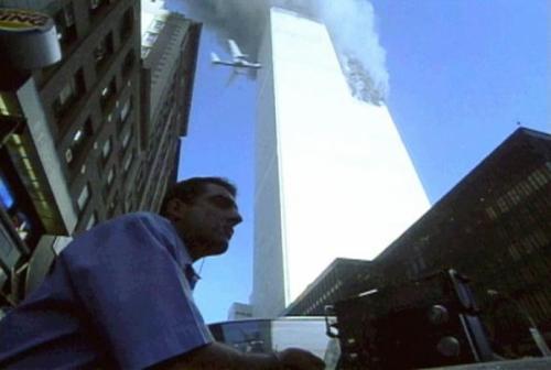 9/11: редкие фото атак на Всемирный торговый центр и Пентагон