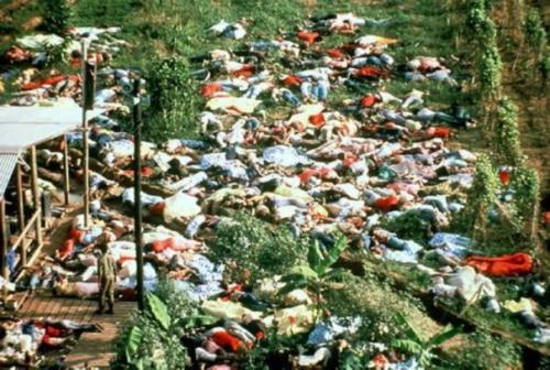 Самое массовое самоубийство ХХ века: хроника трагедии