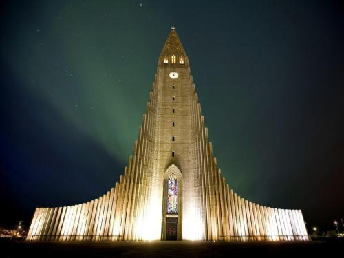 Самые необычные церкви мира