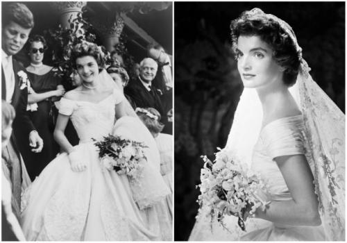 10 свадебных платьев, вошедших в историю моды