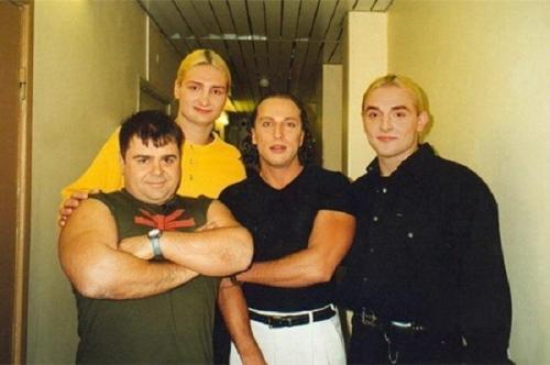 Редкие фото отечественных звезд из 90-х