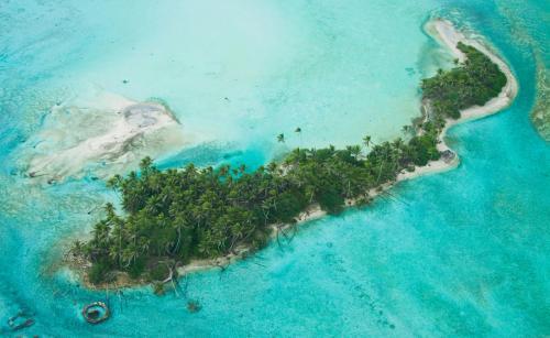 Самые красивые необитаемые острова в мире