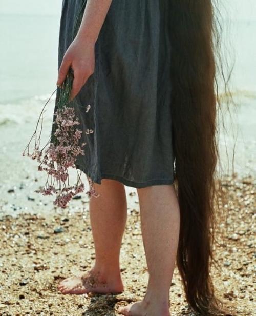 Британская «Рапунцель» вот уже 20 лет не моет свои волосы