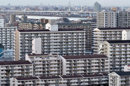 """Как выглядят """"спальные районы"""" самых крупных мегаполисов мира"""