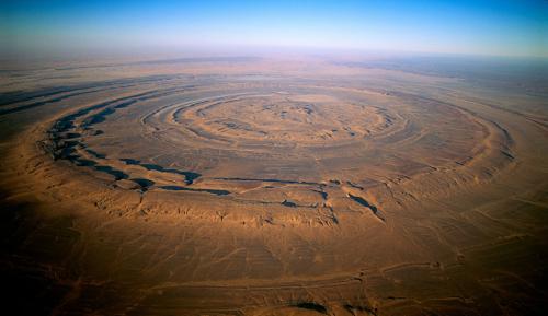 """Глаз Сахары"" – таинственная загадка земли"
