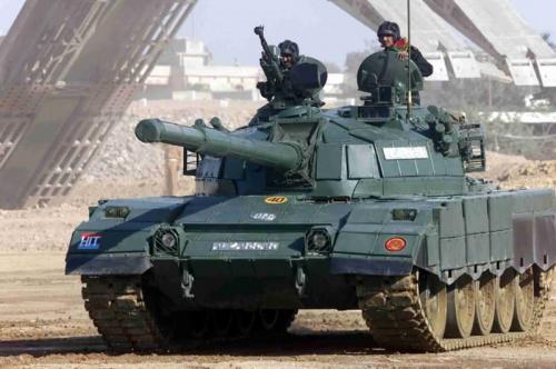 15 самых сильных армий мира