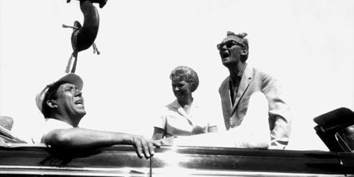 «Бриллиантовой руке» – 45 лет! Неизвестные фото и факты