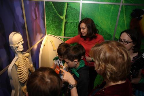 Ирина Безрукова подарила праздник детям