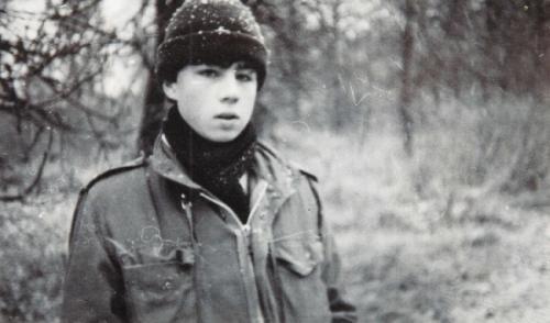 Фотографии знаменитостей в пору их бурной молодости