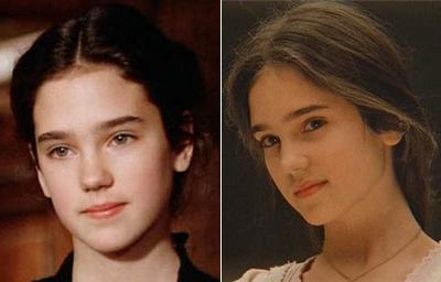 Повзрослевшие актрисы