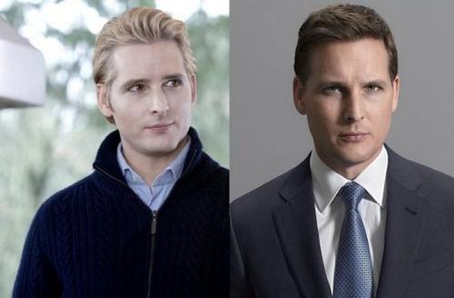 Актеры вампирской саги «Сумерки» 10 лет спустя