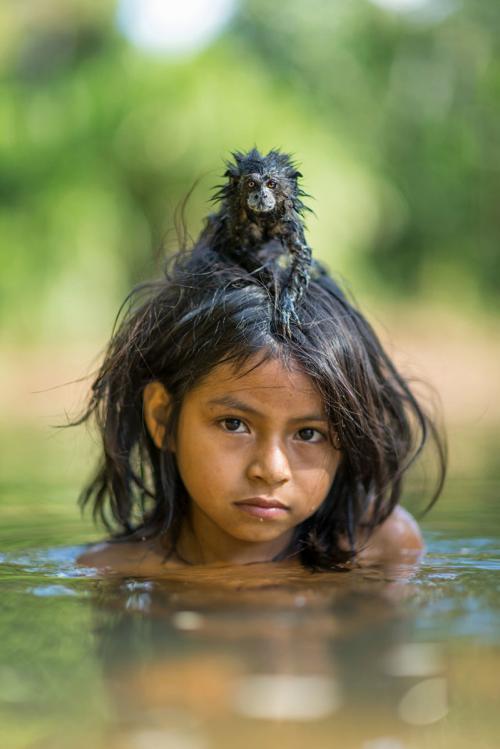 50 лучших снимков года по версии журнала National Geographic