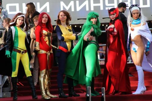 Российская премьера «Людей ИКС» оказалась круче американской