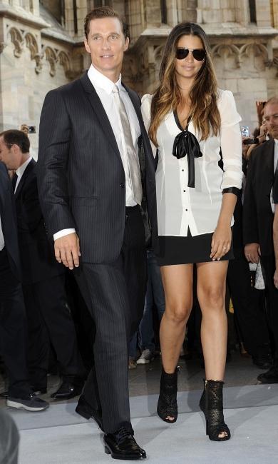 Самые стильные пары 2010 года