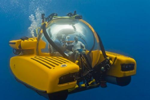 10 самых эксклюзивных частных подводных лодок