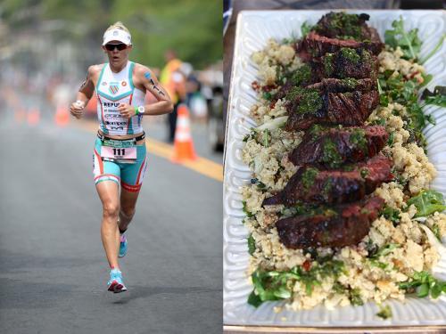 Как выглядят олимпийские диеты
