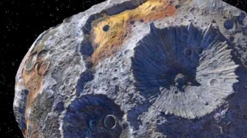 Астероид Психея стоимостью  000 квадриллионов