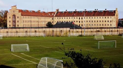 Тюрьмы, которые больше похожи на курорт или санаторий